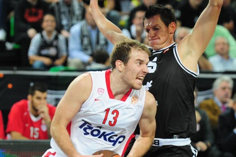 Pirėjo komandai M.Gecevičius pelnė 5 taškus