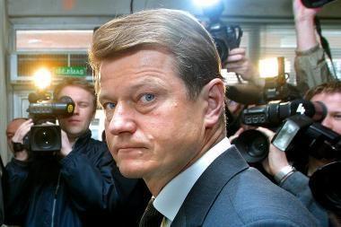 R.Paksas EP pasiūlė atnaujinti tyrimą dėl CŽV kalėjimų