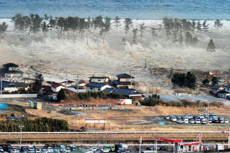 Stichinės nelaimės didžiausią pavojų kelia Azijos ekonomikoms
