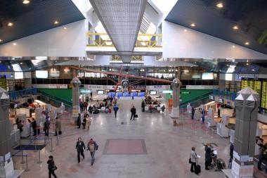 Oro uoste sulaikytas pažeidėjas