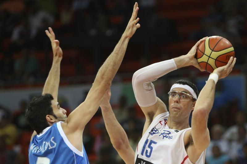 Lietuviai ketvirtfinalyje žais su Puerto Riko krepšininkais