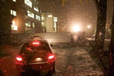 """E.Masiulis: """"Nepaisant sunkmečio, šalies keliai žiemą turi būti tinkamai prižiūrimi"""""""