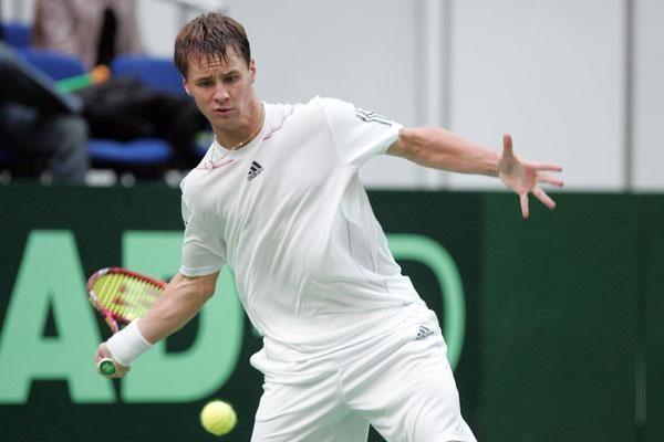 R.Berankis laimėjo Helsinkio teniso turnyrą