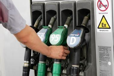 Nemokamas benzinas - už tyras akis