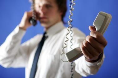 Pareigūnams įkliuvo telefoninis sukčius