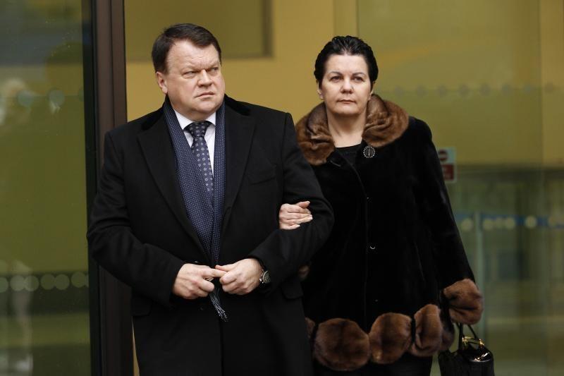 V.Antonovas ir R.Baranauskas teismo prašo panaikinti skirtą suėmimą