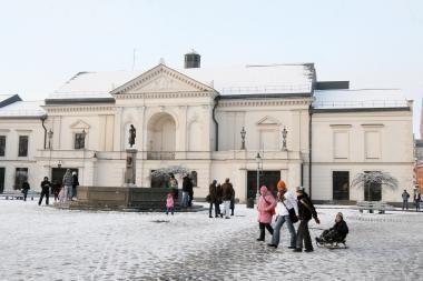 Klaipėdos meras prašo ES paramos Dramos teatrui atnaujinti