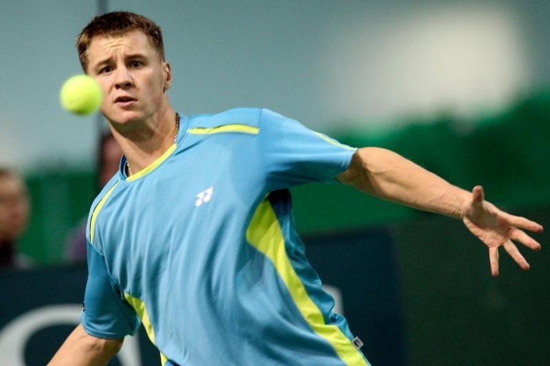 Lietuvos tenisininkai ATP reitinge išlaikė savo pozicijas