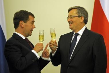 Nauja Rusijos ir Lenkijos santykių era