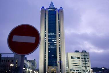 """""""Gazprom"""" pakartotinai kviečiamas derėtis dėl dujų kainos Lietuvai"""