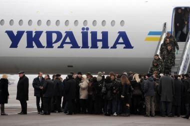 Vilniuje lankosi Ukrainos diplomatijos vadovas