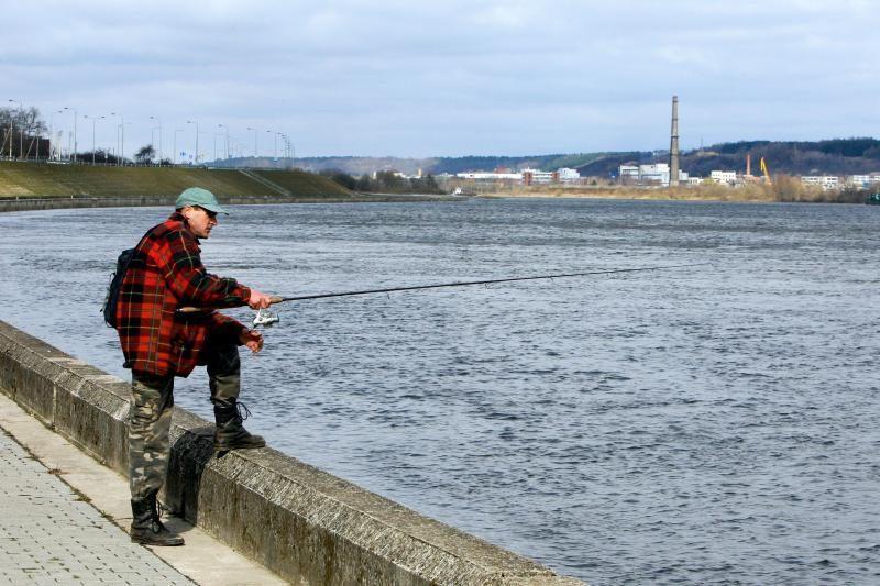 Dvi dienas per metus Lietuvoje bus galima žvejoti nemokamai