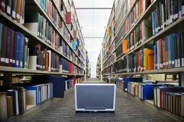 Bibliotekų grupė leidžia atlikti paiešką 4,6 mlrd. knygų