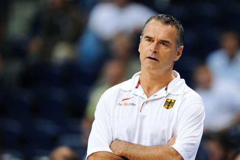Ant plauko kybantį tarptautinį sezoną gelbės D. Nowitzkio treneris