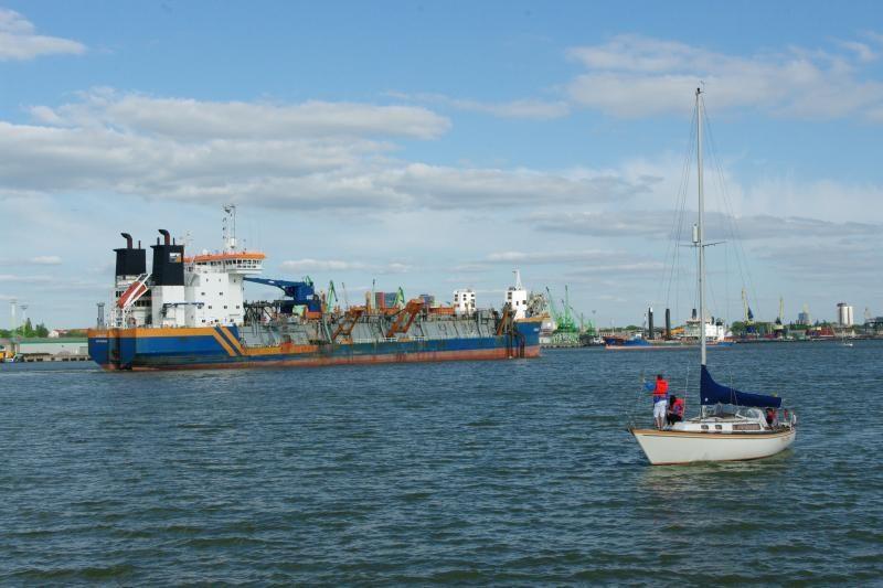 Klaipėdos uoste vyks civilinės saugos pratybos