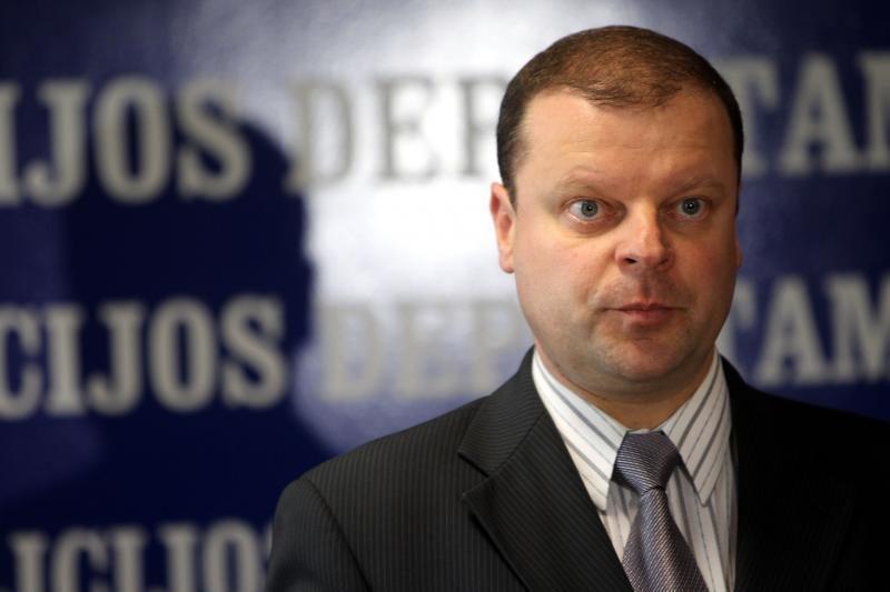 S.Skvernelis: kriminalinės policijos biuras pasitikėjimo nėra praradęs