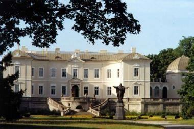 ES lėšos – Lietuvos dvarams, muziejams, parkams