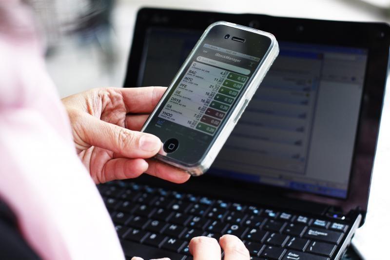 Amerikiečiai galės susimokėti parduotuvėse naudojant mobilųjį telefoną