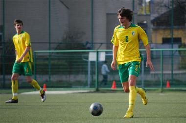 Dar vienas futbolo akademijos auklėtinis pasuko į Italiją