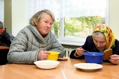 Šeštadienį sostinėje vyks akcija kovai su skurdu