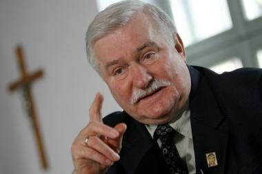 Dviejų Lenkijos prezidentų konfliktas pasiekė teismą