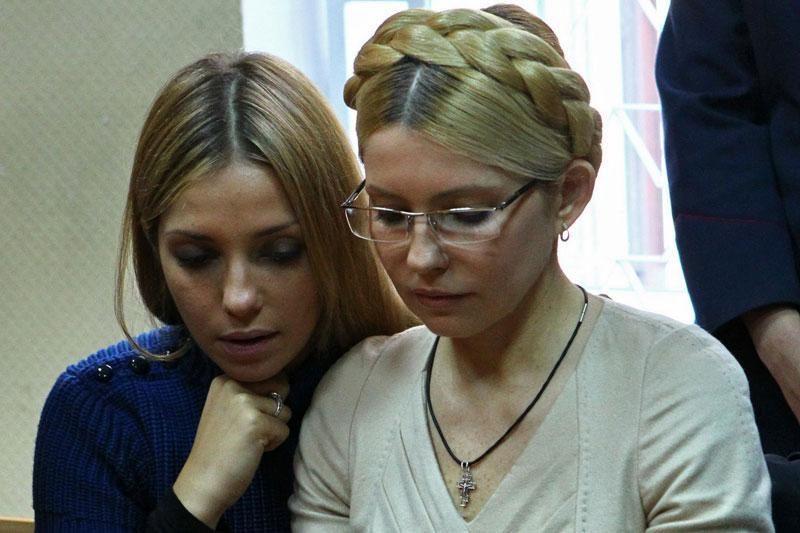 J.Tymošenko dukra Lenkijos URM vadovui: mano mamą siekiama sunaikinti