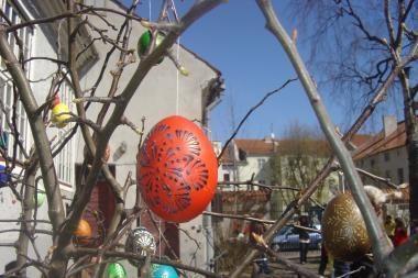 Atvelykio šventė - trijose Klaipėdos vietose