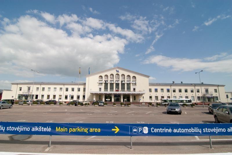 Vilniaus oro uostas skatins keleivius vertinti taksi paslaugas