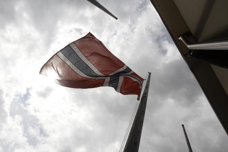 Norvegijoje dėl elektros sukelto sprogimo evakuotas parlamentas