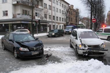 Per savaitę Lietuvos keliuose žuvo 6 žmonės