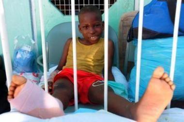 Cholera: Haityje mirė per tūkstantį žmonių, liga plinta Dominikoje (atnaujinta)