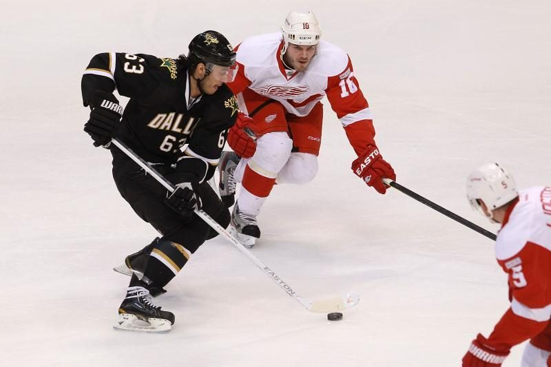 Detroito ekipa vejasi NHL pirmenybių lyderius
