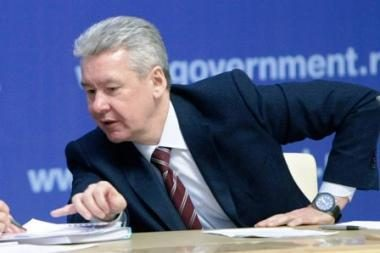 Sergejus Sobianinas: kelias iš Tiumenės į Maskvą