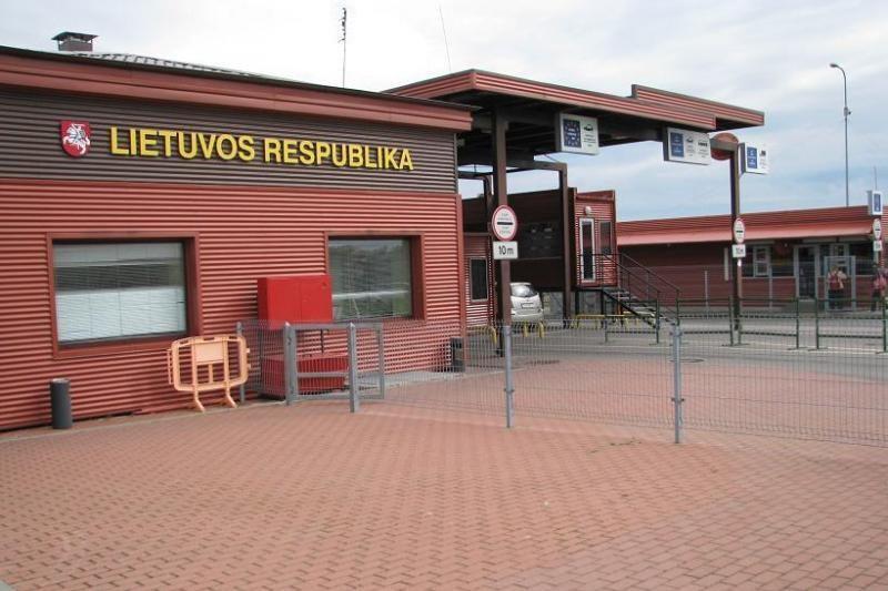 Kongo pilietis į Lietuvą norėjo įvažiuoti kaip belgas
