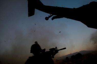 Afganistane netoli sostinės rastas raketų arsenalas