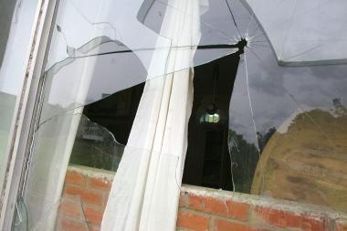 Sekmadienį Klaipėdoje išdaužti dviejų įstaigų langai