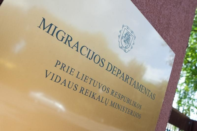 Korupcijos tinklas Migracijos departamente: STT sulaikė 7 pareigūnus