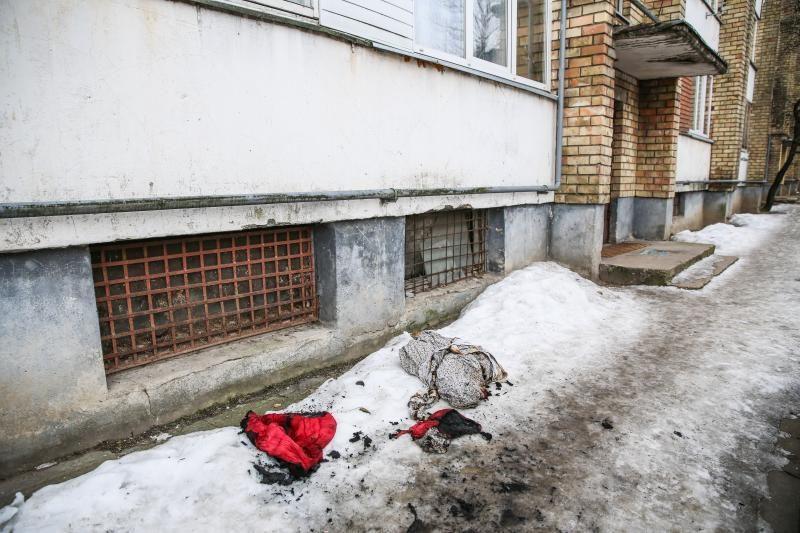 Nugarą apdegusiam vyrui pagalbą kvietė ne sugėrovas, o kaimynai