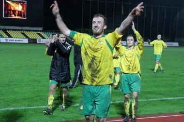 Trijų Lietuvos futbolo lygų čempionu tapęs bosnis palieka Kauną