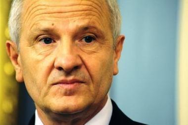 Atsistatydino Kosovo prezidentas