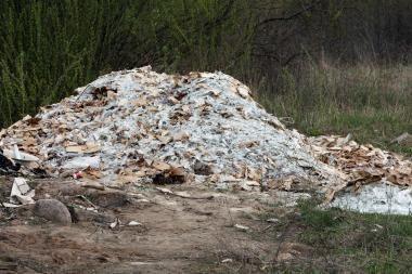 Kaune - pavojingų atliekų radinys