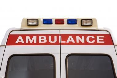 Klaipėdoje sužalota mikroautobuso keleivė