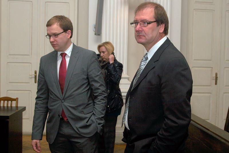 V.Uspaskichas teisme pareiškė nesuprantąs kaltinimų