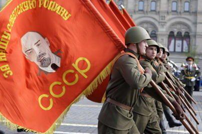 Rusiją įsiutino sovietinių simbolių draudimas Lietuvoje (papildyta)