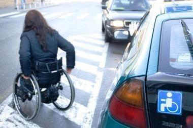 Transporto lengvatos neįgaliesiems nebus naikinamos