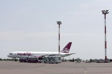 "Rygos oro uostas sustabdė ""flyLAL"