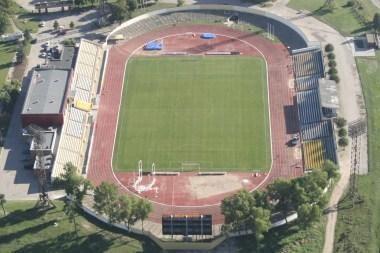 Po vagių apsilankymo stadione – 21 tūkst. litų nuostolis
