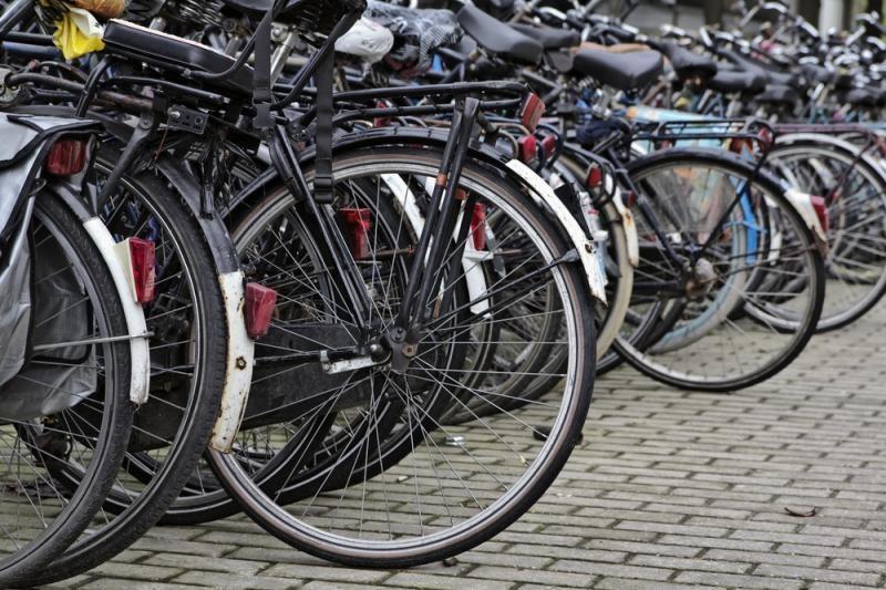 Vagių triukai: kaip dviračio spyną atrakinti šalčiu?