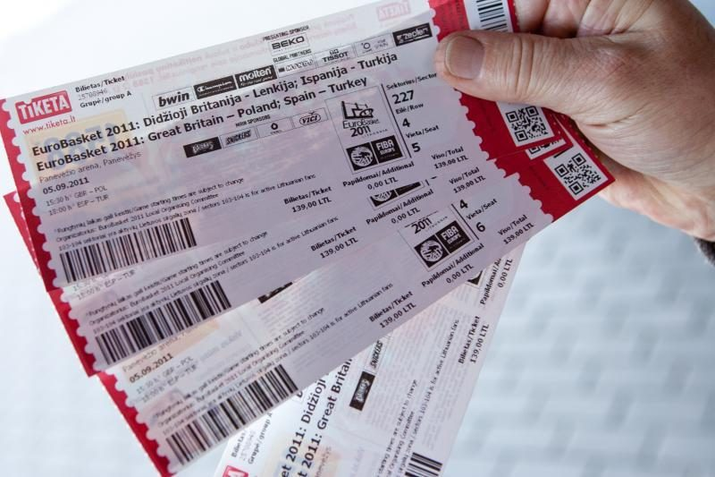 """""""Tiketa"""" pralaimėjo ginčą dėl Nacionalinės filharmonijos konkurso"""