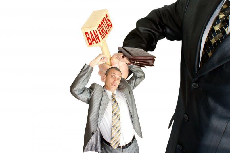 Į bankrotą – naujas požiūris